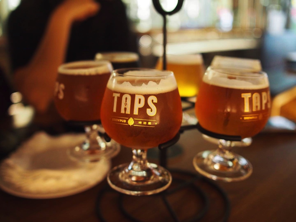 【TAPS】[HappyHour] 25% off all beer
