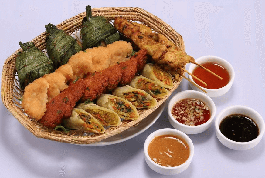 【Terrace】Thai Appetizer Platter (10% Off)