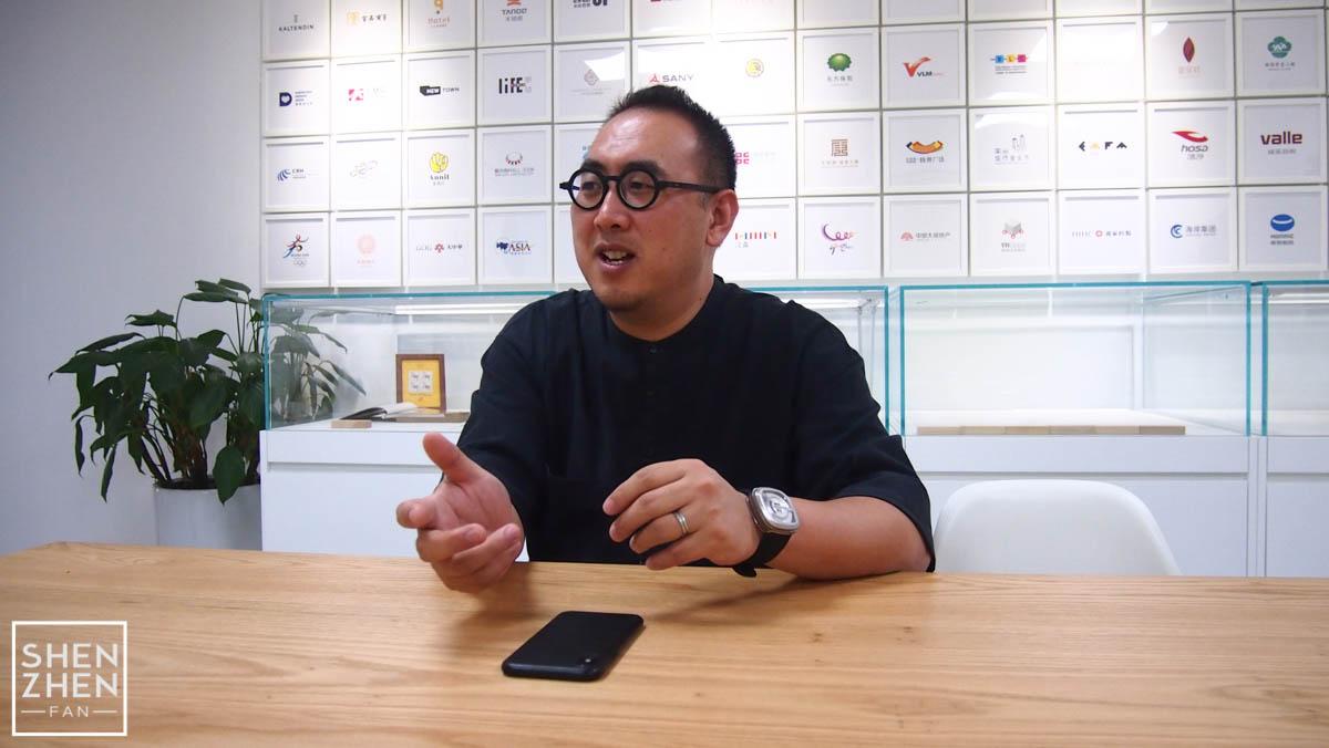 【2019 深圳デザインウィーク特集】なぜ深センはデザイナーのレベルが高いのか? (グラフィックデザイン協会会長 宋博渊さんインタビュー)