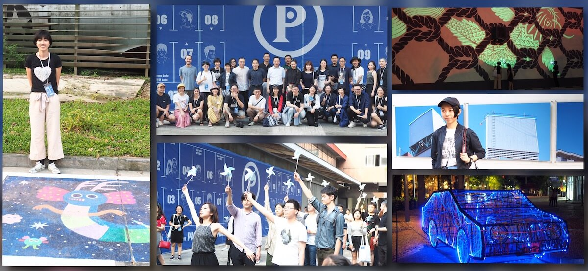 2019 OCT-LOFT アートイベント「ON/OFF Parking Lot Project」開催中!(5/11-7/11)