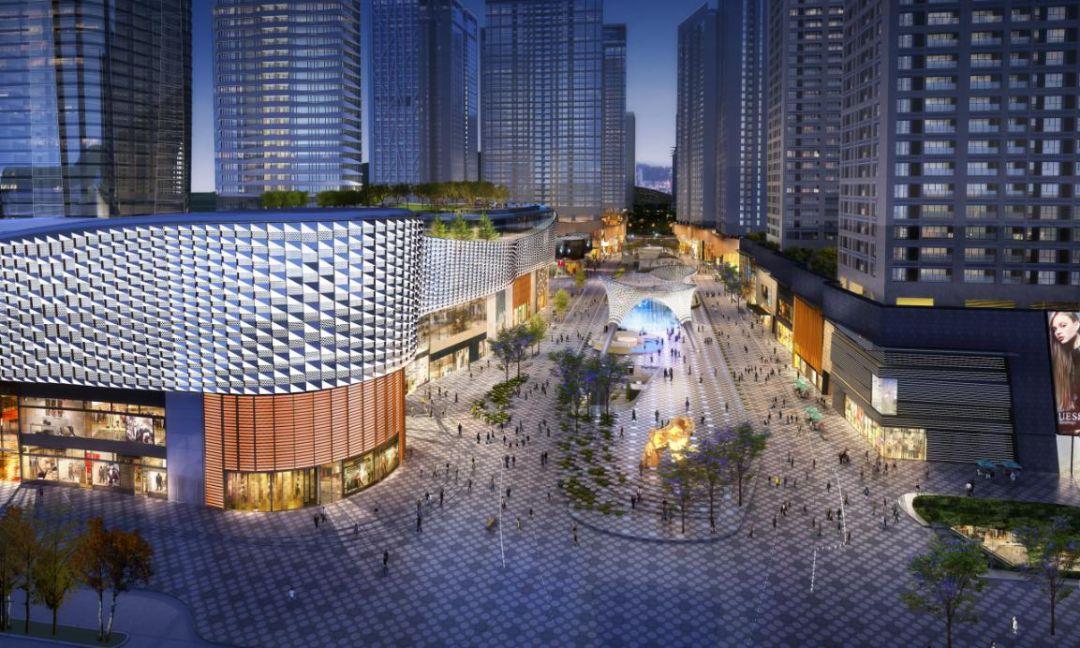 深セン最大級のショッピングモール「卓悦中心(One Avenue)」特集ーとにかく巨大で美しい!